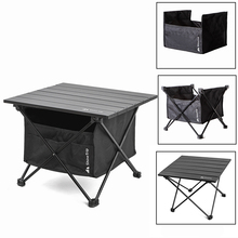 Outdoor Portable Camping Folding Table with Storage Bag Detachable Fishing Picnic Ultra-light Mini Desk