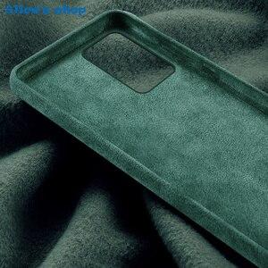 Image 5 - 삼성 갤럭시 S20 플러스 울트라 케이스 럭셔리 내구성 정품 가죽 전체 보호 케이스 삼성 S20 플러스 럭셔리 커버 가방 들어
