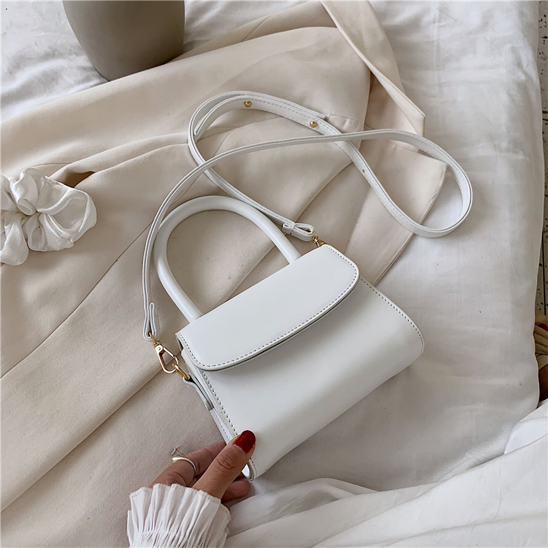 Crossbody Bags For Women 2020 Small Chain Handbag Small Bag PU Leather Hand Bag Ladies Designer Evening Bags With Handle
