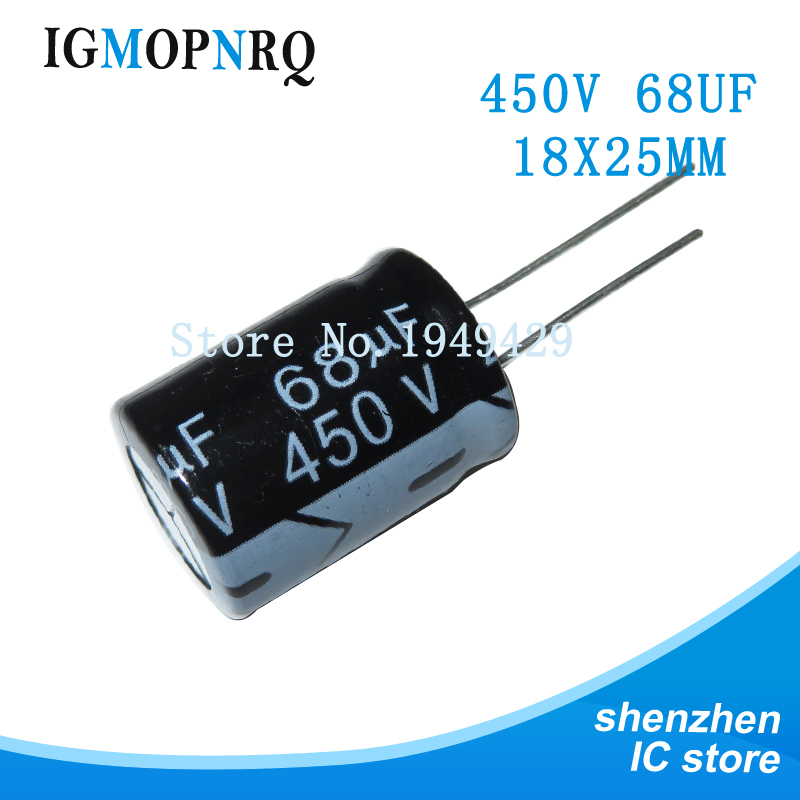 5PCS 400V 33uF High Frequency LOW ESR Radial Electrolytic Capacitors 16x20mm
