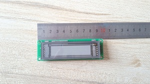 Image 3 - 1pcs GU128x32D VFD lattice module MN12832L display module