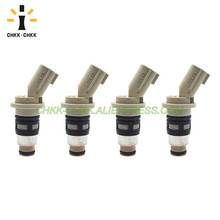 CHKK-CHKK Car Accessory 16600-41B00 16600-93Y00 A46-H02 fuel injector for Nissan Micra II K11 1.0i 16V 1992~2003 1.3i 16V 92~00 new ear hook wireless bluetooth 4 1 headset sport stereo sound headphone noise reduction earphone for iphone for samsung 1pcs