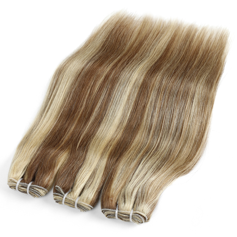 BHF Double Drawn Straight Hair 100g Piano Color 4