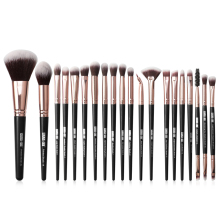 MAANGE 20Pcs Beauty Makeup Brushes Set Cosmetic Foundation Powder Blush Eyeshadow Eyebrow Blend Make Up Brush Tool Kit Maquiagem 5pcs pincel maquiagem makeup brushes set powder foundation contour eyeshadow blush facial coametic make up beauty brush tool set