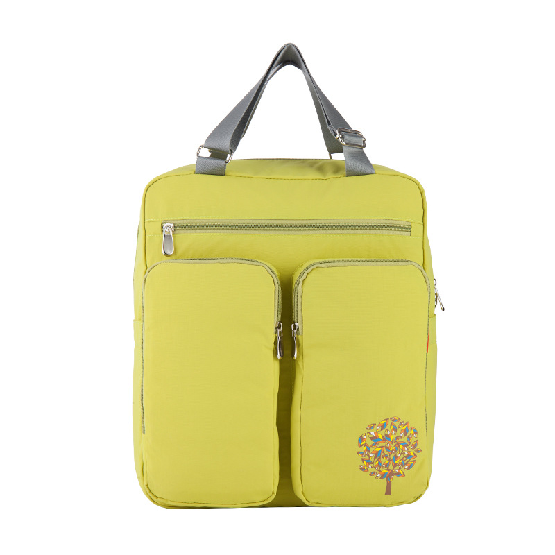 Insular Multi-functional Mummy Bag Shoulder Hand Dual Purpose Maternity Package Mining Yuan Bao