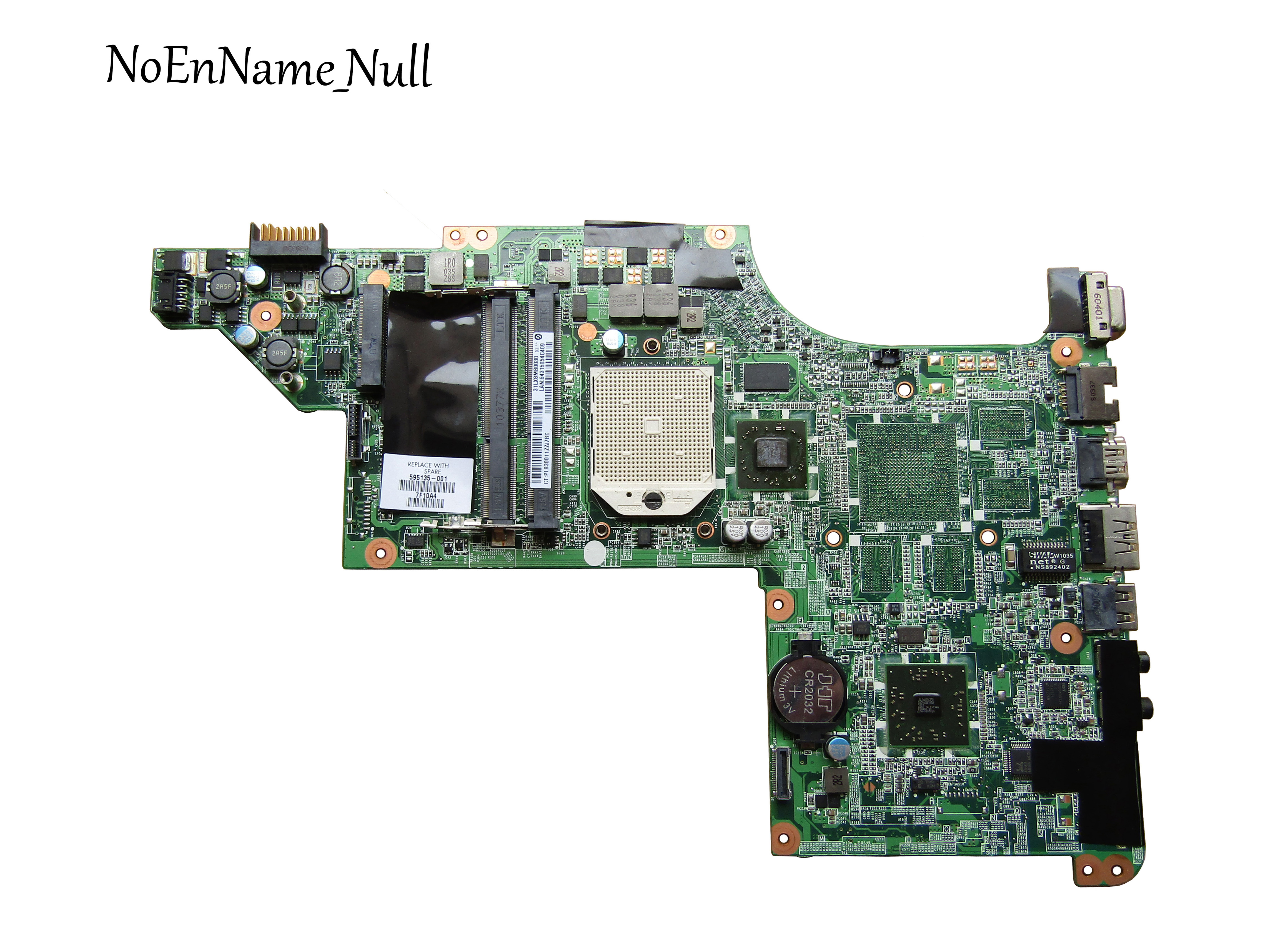 595135-001 Free Shipping FOR Hp Pavilion DV6 DV6-3000 Motherboard DDR3/ Integrated FULL TESTED