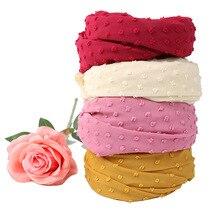 20 цветов жаккард роскошный простой шифон шаль шарф дизайн хиджаб обёрточная бумага палантин мусульманский Sjaal 175*75 см