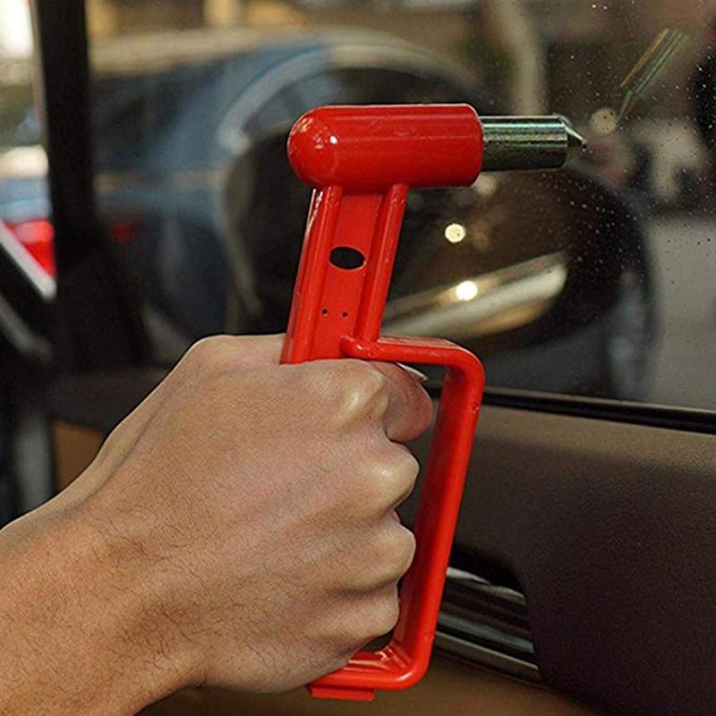 Car Window Breaker Car Escape Hammer Multifunction Lifesaving Emergency Tool Safety Escape Hammer