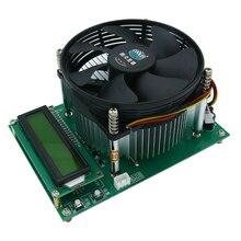 150W sabit akım elektronik yük 60V 10A pil test cihazı deşarj kapasitesi ölçer deşarj kapasitesi test cihazı