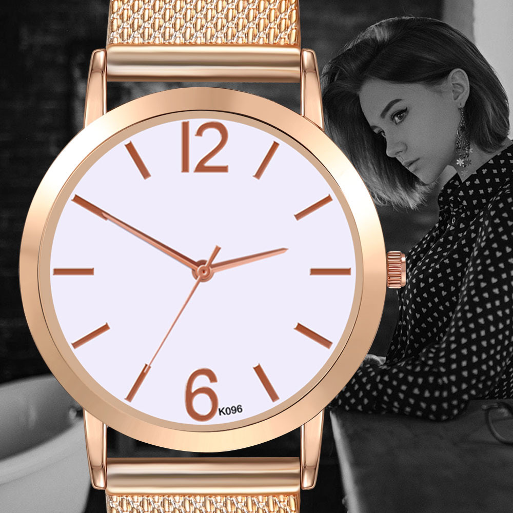 Luxury Watch Women Dress Bracelet Watch Fashion 2019 Leisure Set Auger Leather Stainless Steel Quartz Watch Relogio Feminino Fi