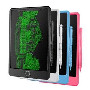 Новый ЖК-планшет 4,5 дюймов цифровой графический электронный блокнот для рукописного ввода графическая доска для письма подарки для детей