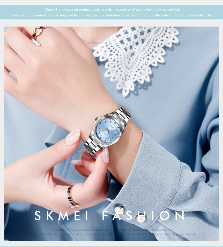 H71422333d5f5423b815fc7700a2c44255 2020 SKMEI Casual Women Romantic Quartz Watches Luxury Female Girl Clock Waterproof Ladies Wristwatches Relogio Feminino 1620
