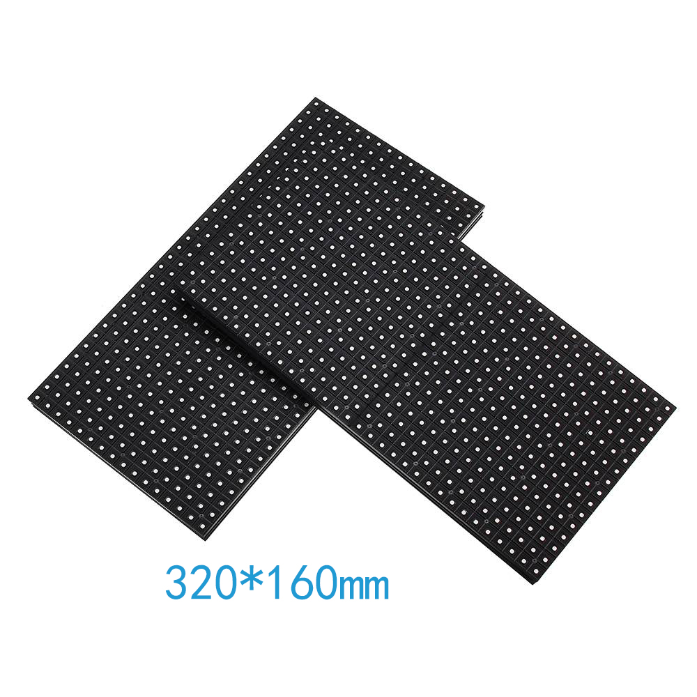 P10 320x160mm SMD3535 3IN1 RGB Full Color Led Display Module Outdoor LED Panel 320*160mm Make In China