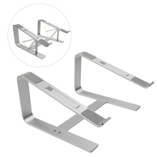 ขาตั้งแล็ปท็อปอลูมิเนียมสำหรับโต๊ะสำหรับ Mac MacBook Pro Air Apple โน้ตบุ๊คแบบพกพาผู้ถือ Ergonomic ลิฟท์