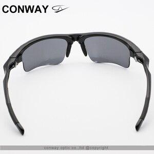 Image 5 - Conway retro kwadratowe okulary sportowe okulary lustro PC marka projekt gogle outdoorowe przeciwodblaskowe taktyczne maska na oczy 9102