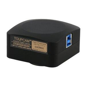 Image 4 - USB 3.0 10MP 5.1MP USB przemysłowy elektroniczny cyfrowy mikroskop wideo kamera C zamontować aparat do laboratorium mikroskop biologiczny