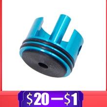 Cylinder-Head-Set Blaster Airsoft Aeg Paintball-Accessories Jinming-Gel Aluminum-Alloy