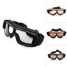 Motorcycle Goggles Personality Adjustable Protective Gear Glasses Accessories Parts For Harley Motor 3 Colors