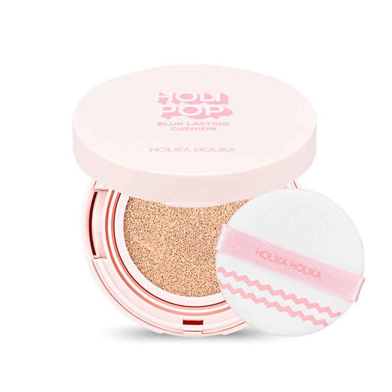 Holika Holika Holi Pop Blur Tahan Bantal Bb Cream (SPF50 + PA + + +) makeup Foundation Concealer Cream Penutup Yang Sempurna BB CC Cream