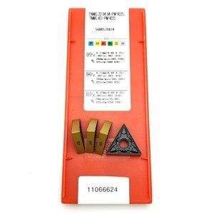 Image 2 - TNMG220404 PM4225高品質スーパーハード超硬ブレード金属旋削工具cnc旋盤ツール超硬tnmg 220404切削工具