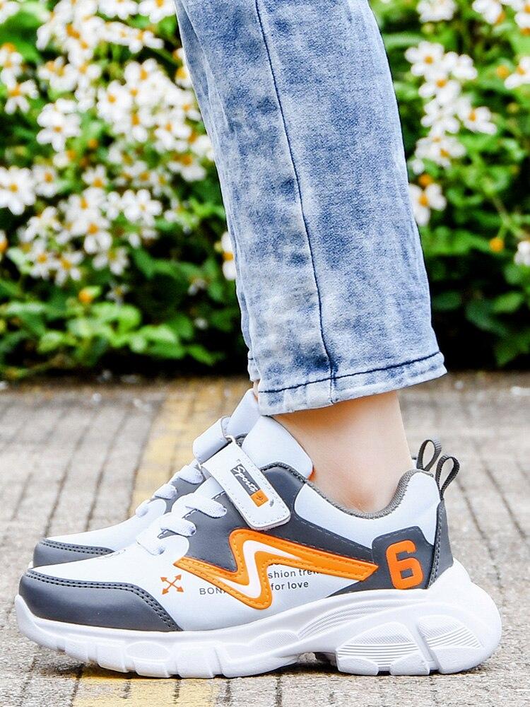 BONA Sneakers Children Basket Sport-Shoes Tenis Kids Walking New-Designers Footwear Jogging