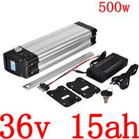 36V 500W 1000W Ebike Batteria 36V 10AH 13AH 15AH 18AH 20AH Bicicletta Elettrica Batteria 36v 15ah Batteria Al Litio con 2A caricatore|battery electric bicycle|bicyclbicycle battery charger -