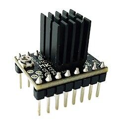 Makerbase MKS TMC2100 sterownik krokowy części drukarki 3D StepStick ultra cicha doskonała stabilność i ochrona doskonałe wykonanie w Części i akcesoria do drukarek 3D od Komputer i biuro na