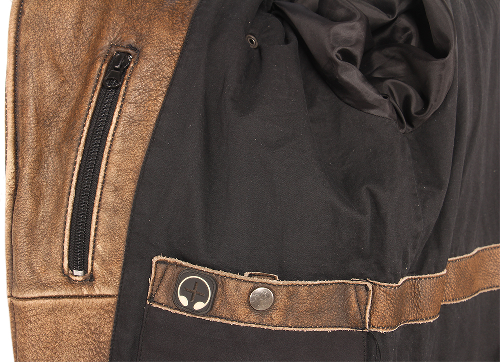 H714515a260b6462995eac9093aff0c8eW Vintage Motorcycle Jacket Slim Fit Thick Men Leather Jacket 100% Cowhide Moto Biker Jacket Man Leather Coat Winter Warm M455