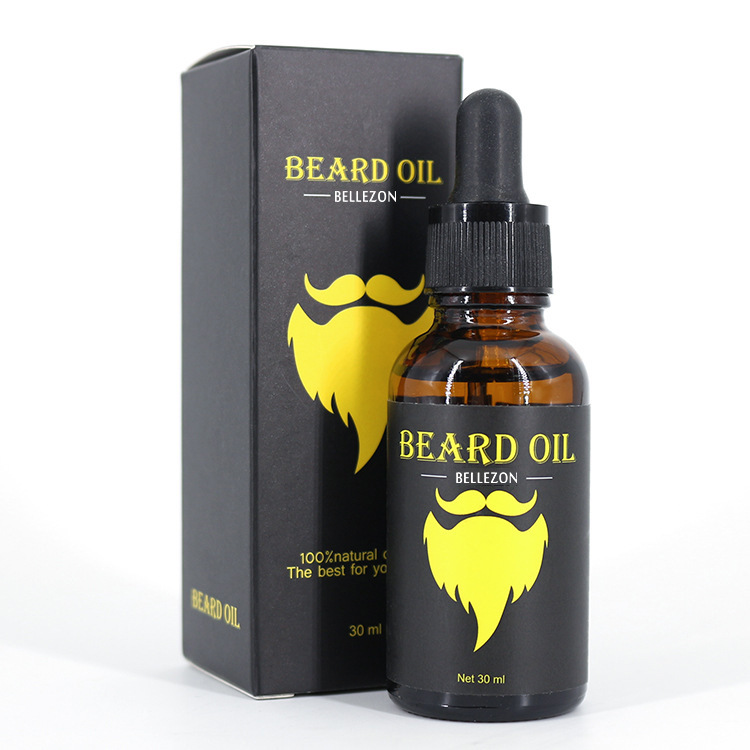 Beard-Oil Moustache Oil-Face Hair-Care Moisturizing Organic Styling Natural 30ml Fragrance