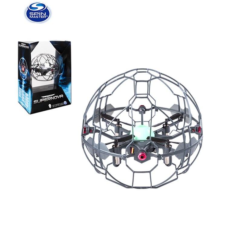 Оригинальный spin master высокотехнологичные игрушки чудесный Вихрь шар Супернова подвеска вращающаяся рука Индукционная игрушка для детей по