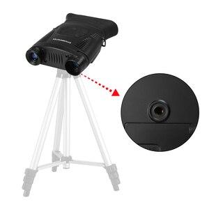 Image 4 - 2X IP65 망원경 비디오 재생 쌍안경 방수 야간 버전 범위 8 기가 바이트 250m 야외 사냥 조류 관찰 쌍안경