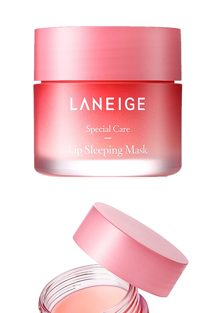 Laneige Lip Sleeping Mask Berry 20g Lip Moisturizer Skin Care 3