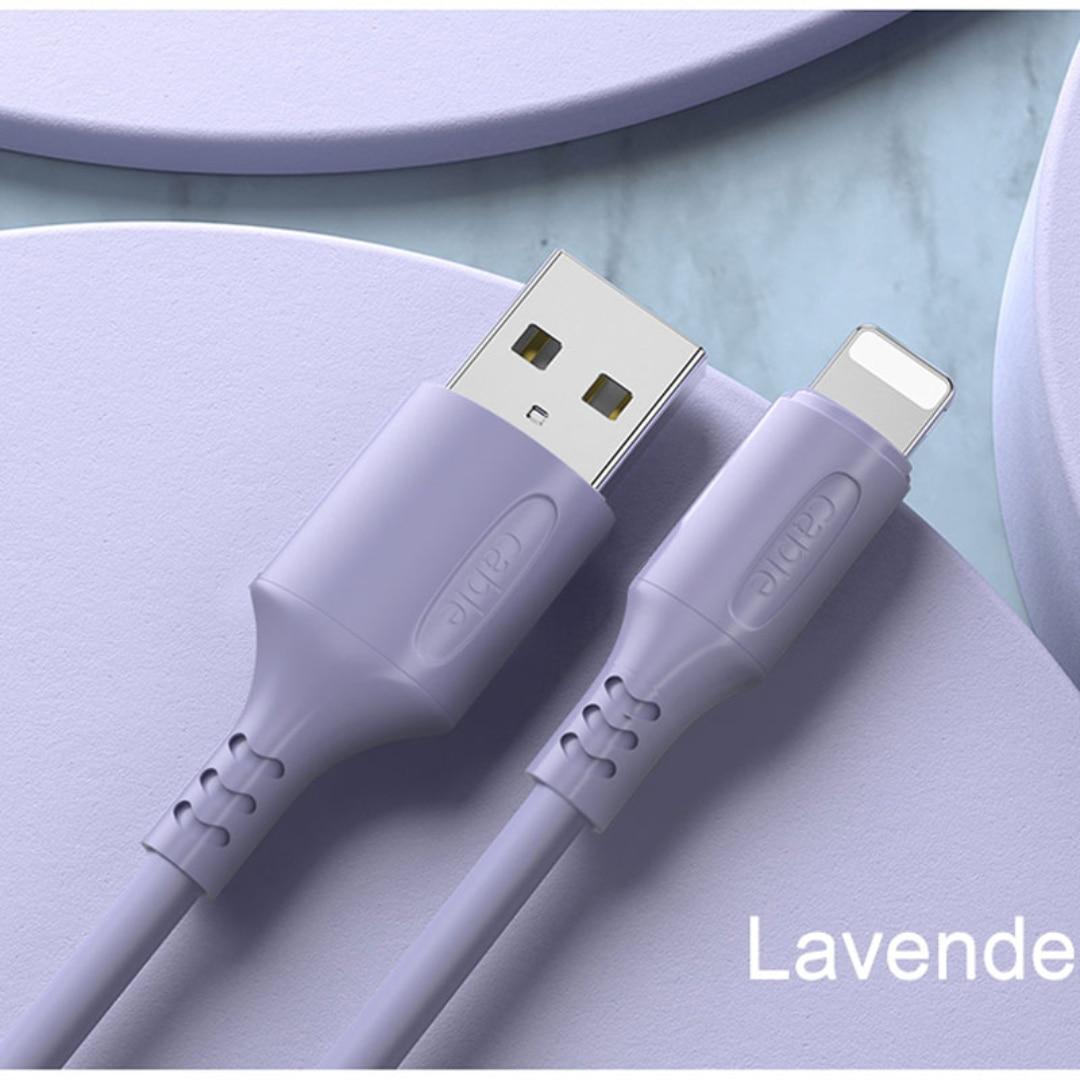 USB кабель для передачи данных для iPhone 12 11 Pro Max X XR XS 8, 7, 6, 6s, 5 5s быстрая для зарядки и синхронизации данных зарядное устройство USB кабель из жидк...