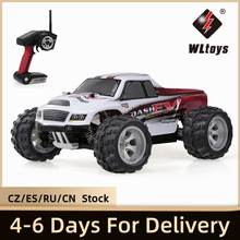 WLtoys A979-B Upgrade Version 2.4G 1/18 RC Car 4WD 70KM/h High Speed Electric Car RTR Bigfoot Monstre LKW Rock Crawlers Vehicle