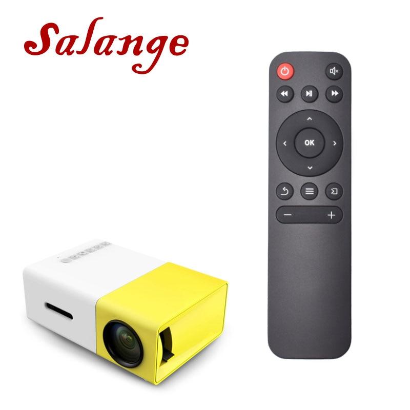 Salange YG300 Mini LED Projector Accessories Remote Control, Original