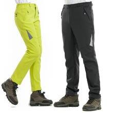 2020 зимние женские толстые теплые флисовые мягкие уличные брюки для мужчин рыбалка Кемпинг Туризм треккинговые водонепроницаемые ветрозащ...