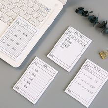 купить memo pad sticky notes kawaii zeszyt planner cute post it notepad day planner weekly material escolar sketchbook paper notebook онлайн