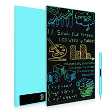 11.5 Inch Super Thin Magnet Full Screen LCD Writing Tablet Adsorptive Creation Drawing Notepad Memo Boards for Office and School