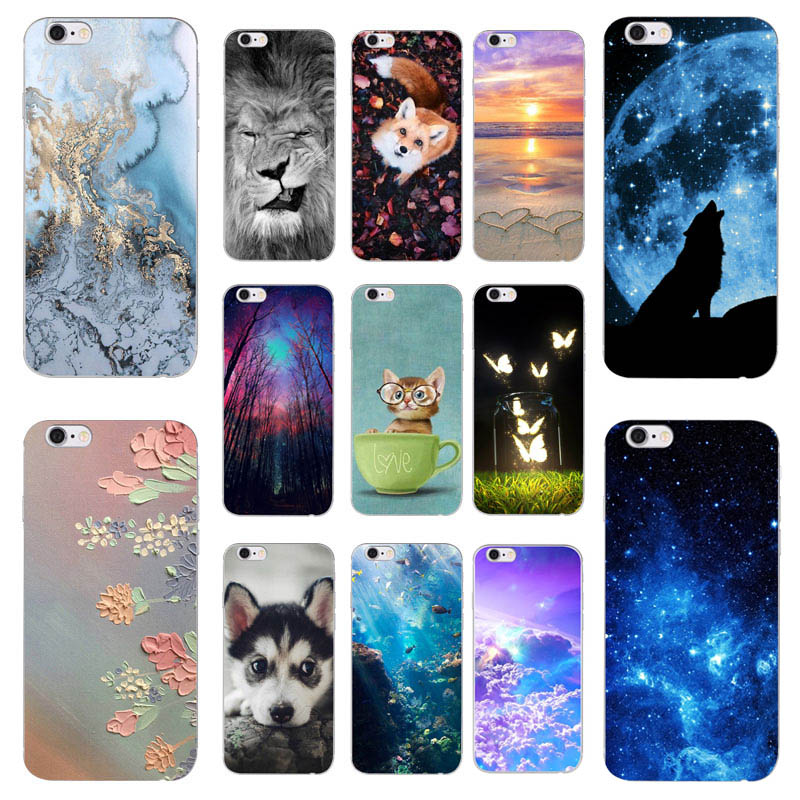 Case For Huawei Y6 PRO 2016 Silicone Back Cover 5.0