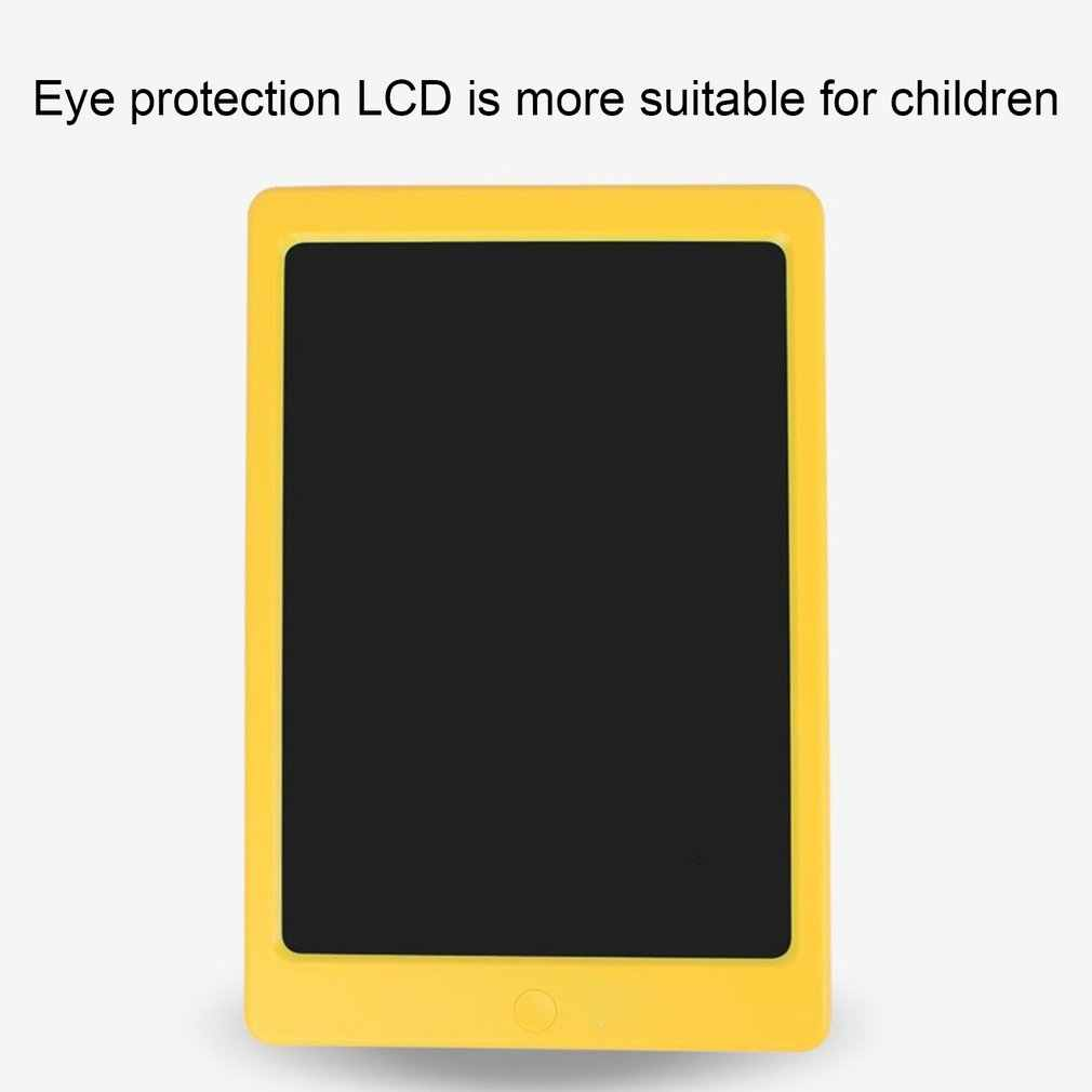 Grafica digitale Tavolo Da Disegno Tablet Per Bambini di Scrittura Pad Elettronici LCD da 8.5 pollici Ultra-sottile Tabellone Messaggi Con La penna per bambini Studio Pad nuovo