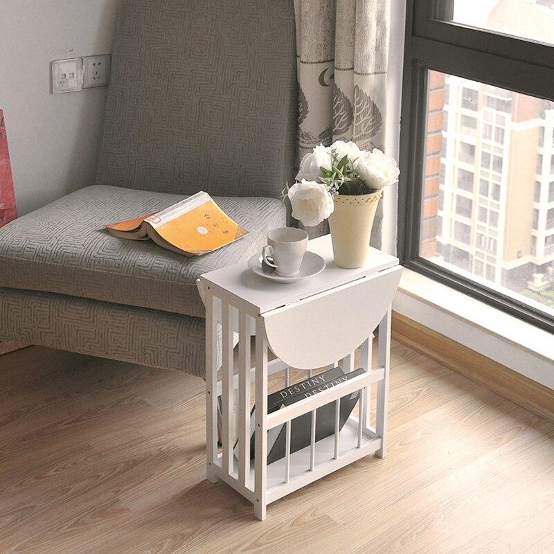 360 градусов вращающийся Съемный складной круглый кофе Настольный набор для чая стол боковой стол конец консоль стол журнальная стойка pf92115