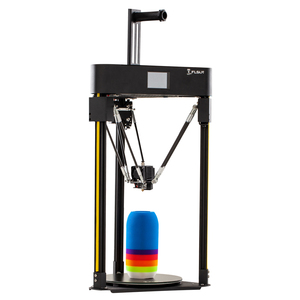 Image 2 - 2020 3Dเครื่องพิมพ์Flsun Q5 Delta Auto Level Sensor Resume Pre Assembly TFT 32Bitsบอร์ดKossel TitanชุดโลหะTMC 2208