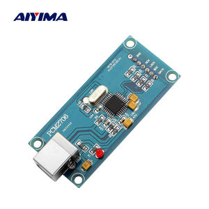 USB PCM2706 Gesture Recognition Sensor TO I2S IIS Decoder Connector Module MEW