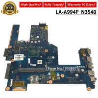 787809-501 Mainboard Para HP 15-R 250 G3 256 G3 15r N3540 SR1YW ZS050 LA-A994P 787809-001 250-G3 Laptop Motherboard 787809-601
