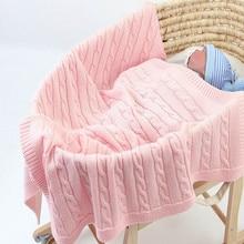 Receiving Blanket Quilt Swaddle Sleeping-Bag Air-Conditioner Baby Crib Newborn-Baby Cotton