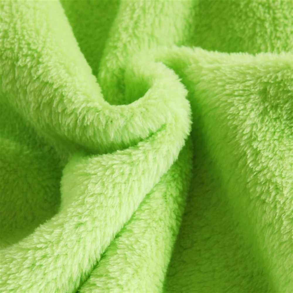 高品質スーパーソフト毛布無地毛布サンゴフリース快適な睡眠ベッドホーム 70 × 100 センチメートルベッドソファホームテキスタイル