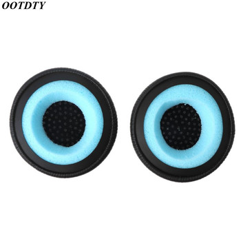 1 Pair of Ear Pads Cushion Cover Earpads Replacement Cups for Skull-candy Grind Wireless Headphones Headset цена 2017