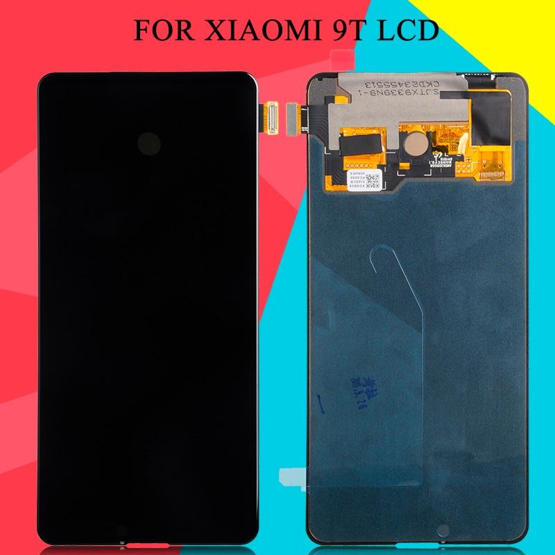 Dina mi co Original 6.39 pouces pour Xiao mi mi 9T affichage pour rouge mi K20 Lcd K20 Pro Lcd écran tactile numériseur assemblée
