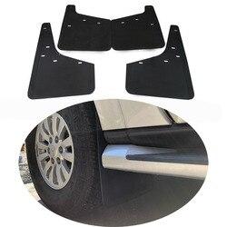 Guardabarros de coche para Mitsubishi Pajero Montero, guardabarros para salpicaduras, guardabarros, 4 Uds.