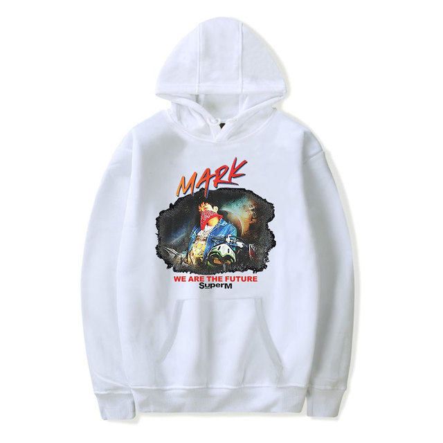 SuperM THEMED HOODIE (28 VARIAN)
